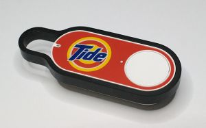 Photo of Amazon Dash button.